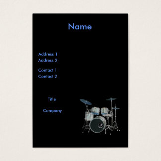 Drums Profile Card