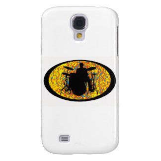 DRUMS THE FUNK GALAXY S4 CASES
