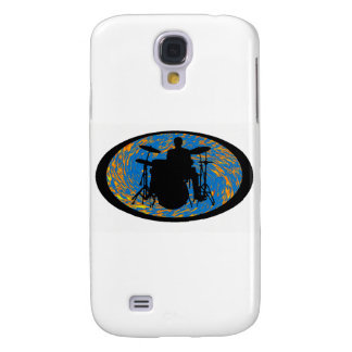Drums the Souled Samsung Galaxy S4 Cases