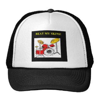 DRUMS TRUCKER HATS