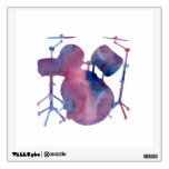 Drums Wall Decal