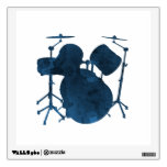 Drums Wall Sticker
