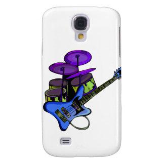 drumset blue.png púrpura de la guitarra eléctrica