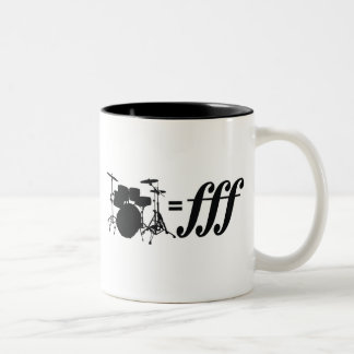 Drumset Coffee Mug