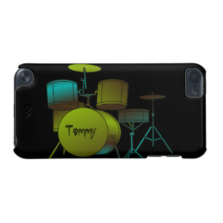 Drumset Personalized iPod Touch Casemate Case iPod Touch 5G Cases