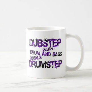 Drumstep Coffee Mug