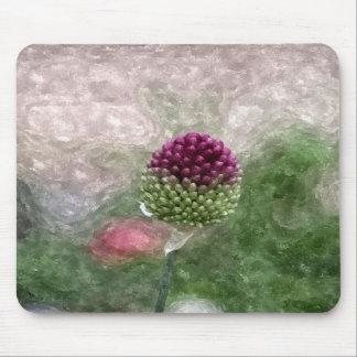 Drumstick Allium Mousepad