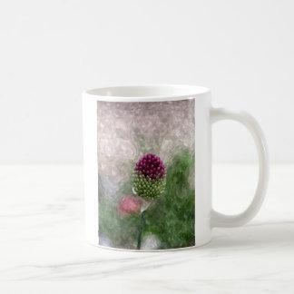 Drumstick Allium Mug