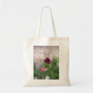Drumstick Allium Totebag Tote Bag