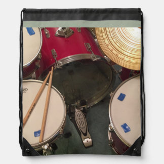 Drumstick Percussion Band Holder Bag