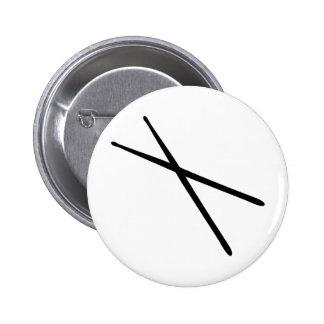 drumsticks icon button