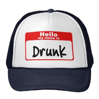 Drunk2 Hats