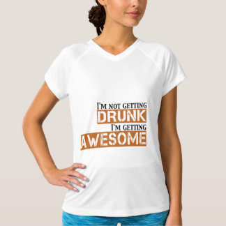 drunk awesome T-Shirt