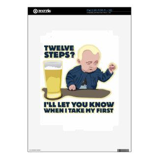 Drunk Baby 12 Step Program? Skins For iPad 2