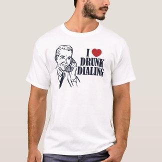 Drunk Dialing T-Shirt