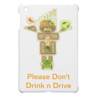 Drunk Driver Blurred Vision iPad Mini Case