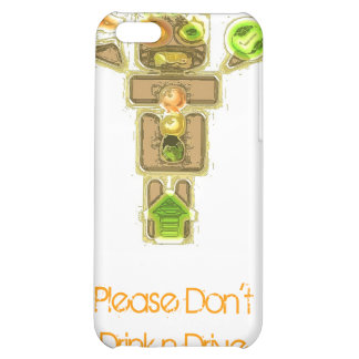 Drunk Driver Blurred Vision iPhone 5C Covers