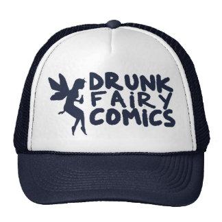 Drunk Fairy Comics Large Logo Hat