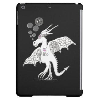 drunk festival dragon iPad air cases
