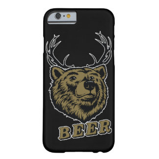 Drunk Funny Novelty Beer Barely There iPhone 6 Case