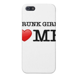 Drunk Girls Love Me Case For iPhone SE/5/5s