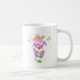 Drunk Granny Wave Dance Coffee Mugs