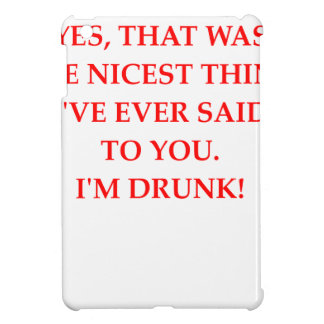 DRUNk iPad Mini Cover