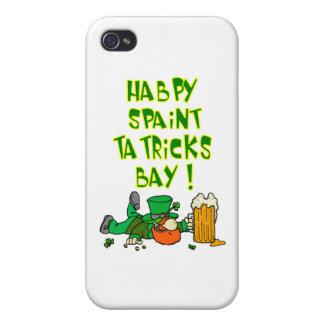 Drunk Leprechaun iPhone 4/4S Cases