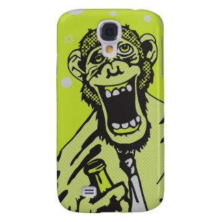 Drunk Monkey iPhone case Galaxy S4 Case