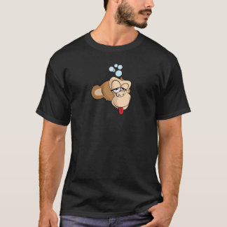 Drunk Monkeyhead T-Shirt