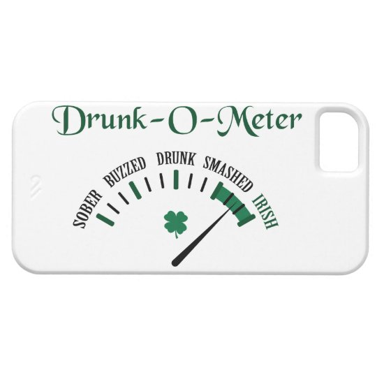Drunk-O-Meter iPhone SE/5/5s Case