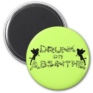 Drunk On Absinthe Magnet