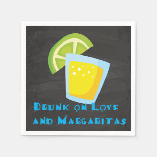 Drunk on Love Fiesta Cocktail Napkins