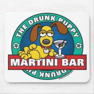 Drunk Puppy Mousepad