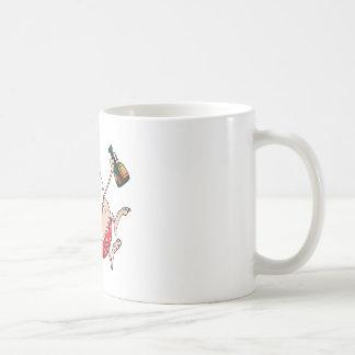 Drunk Santa Claus Coffee Mug
