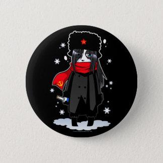 Drunk Soviet Panda Pin
