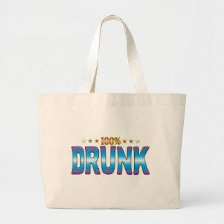 Drunk Star Tag v2 Canvas Bag