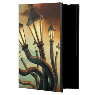 Drunk Streetlamps iPad Air Cover