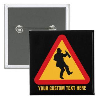 Drunk Warning custom button