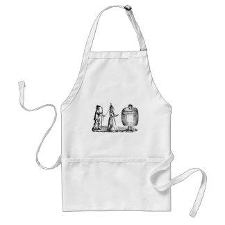drunkards adult apron