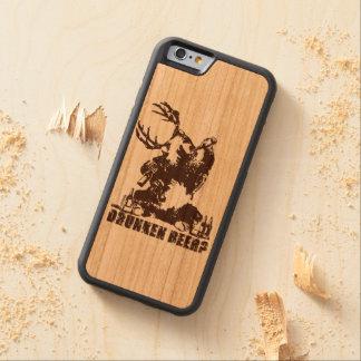 Drunken beer? carved® cherry iPhone 6 bumper case