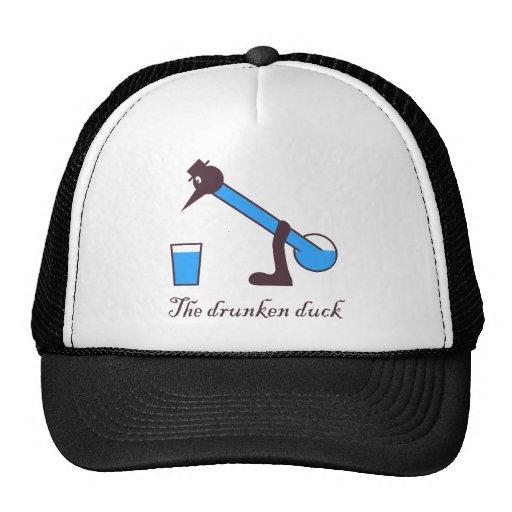 Drunken Duck Trucker Hat