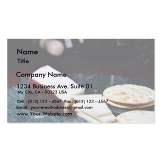 Drunken Goat Cheese Business Card Template