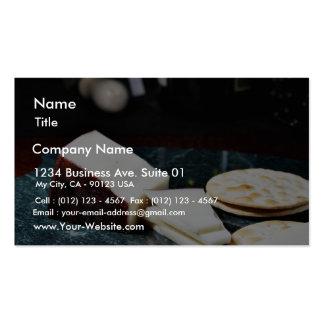 Drunken Goat Cheese Business Card