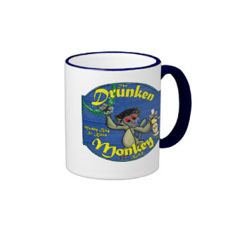 Drunken Monkey Bar Mug