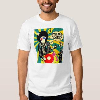 Drunken Monkey D.J T-shirt