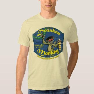Drunken Monkey - Front Full T-shirt