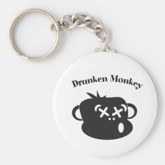 Drunken Monkey Keychain