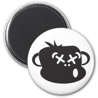 Drunken Monkey Magnet