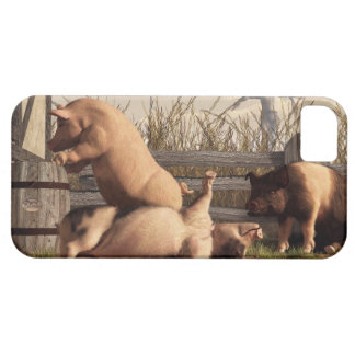 Drunken Pigs iPhone SE/5/5s Case